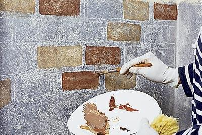 Как сделать каменую стенку своими руками 11878097_t