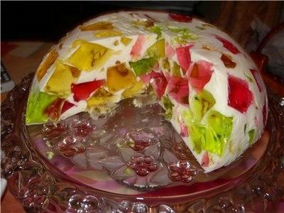 Торты и десерты - Страница 5 103390668_x_73be3cfe