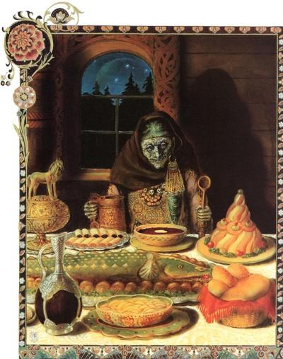 Баба Яга на курорте - Страница 25 44114229_10_Delicious_Supper