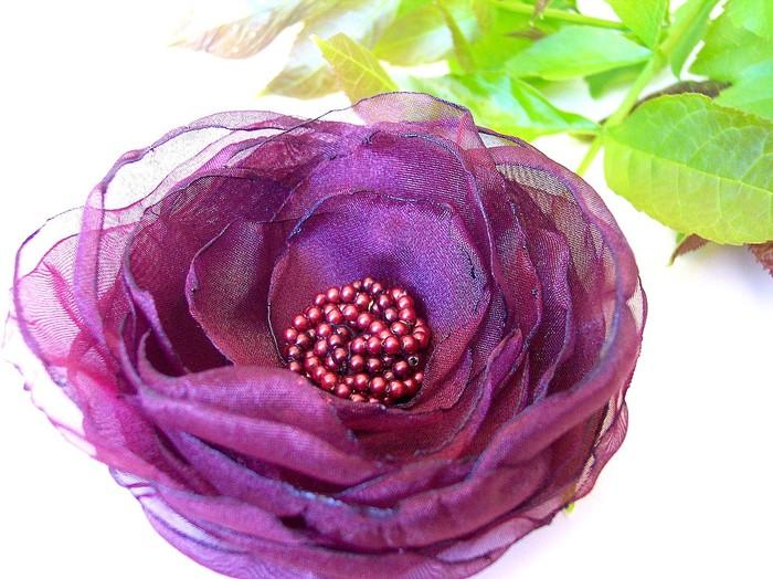 Шифоновые цветы 44904300_shifonovuyy_cvetok_11