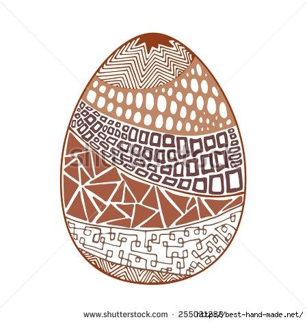 stock-vector-brown-hand-drawn-zentangle-easter-eggs-vector-illustration-255031288 (449x470, 126Kb)