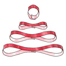 учимся завязывать праздничные банты 36891789_16