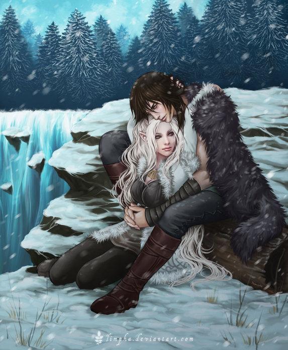 Образы для творчества - Страница 4 51854177____Cold_Warm_Embrace____by_Limpha