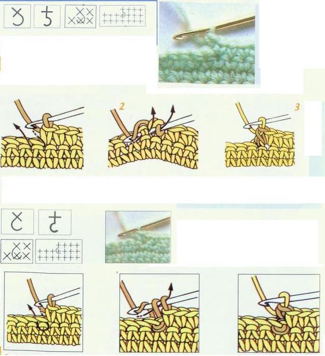 Условные обозначения и как вязать по японским журналам 50950996_p32