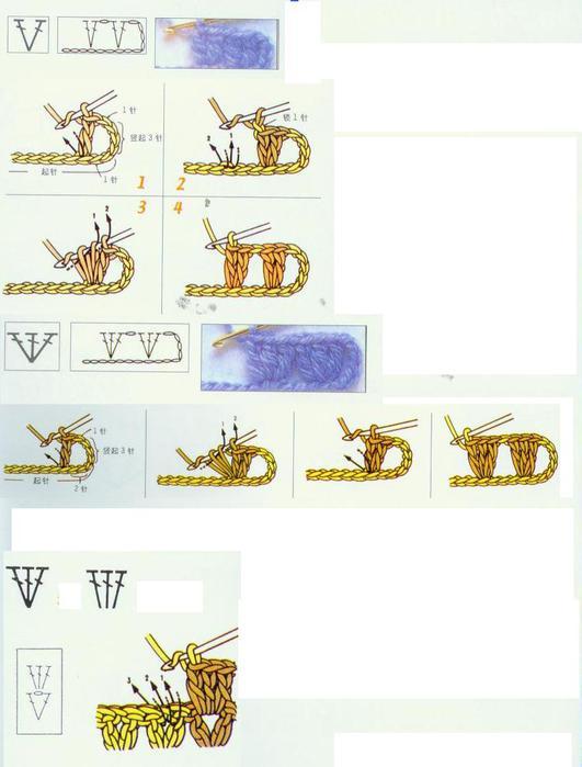 Условные обозначения и как вязать по японским журналам 50951825_p19