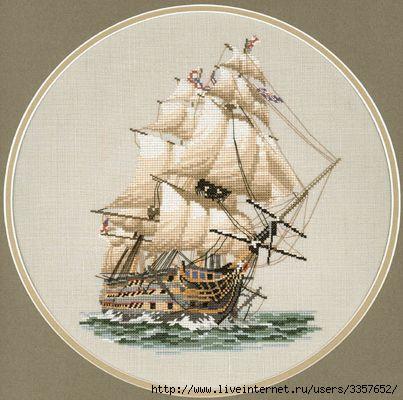 Мастер - классы 54002485_CVY309_HMS_Victory
