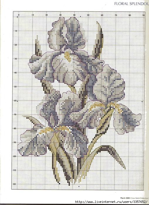 Много..... 57173188_Cross_Stitch_Collection_Issue_115_17
