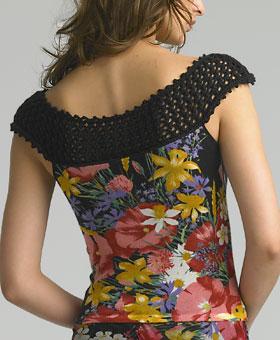 Идеи для комбинирования ткани и вязания. 57448045_1270577604_b356ea0f1705