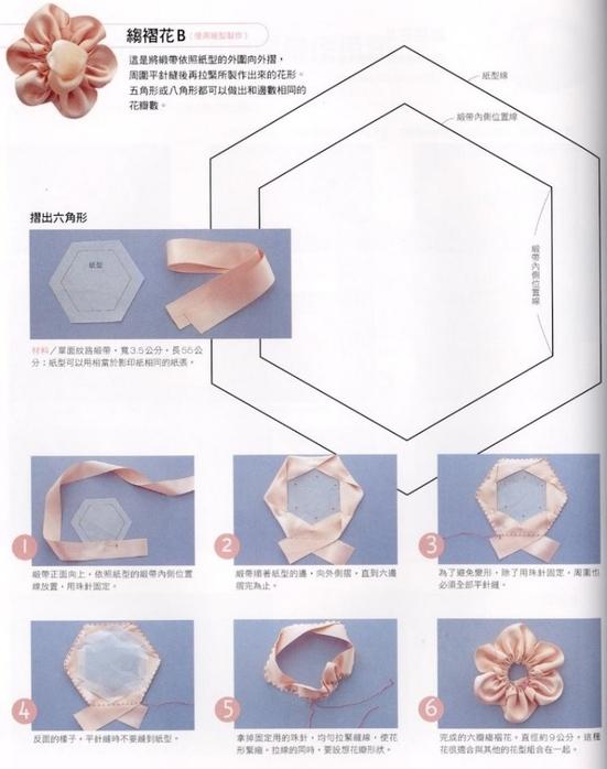 Изготовление цветов из лент. 57674009_1271061587_022