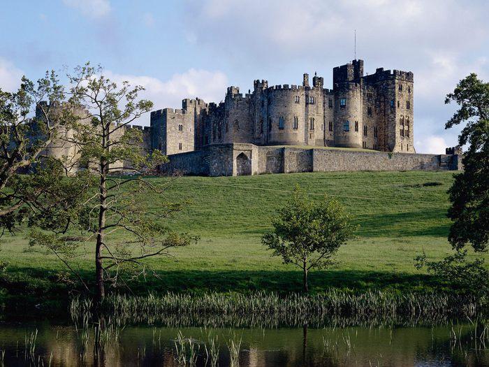 СЕВЕРНАЯ ЗАСТАВА КНЯЗЬ ВЕЛИКИЙ(ЛАТВИЯ)  - Страница 4 59465221_Northumberland_Castle_England
