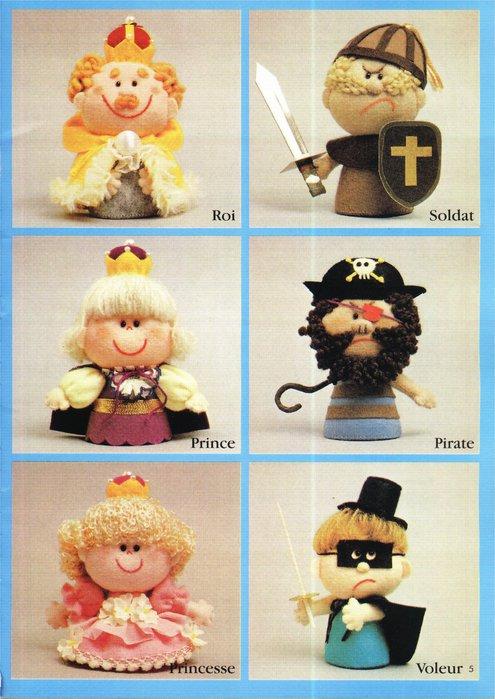 Крошечные куколки. Книга с выкройками 62119157_11