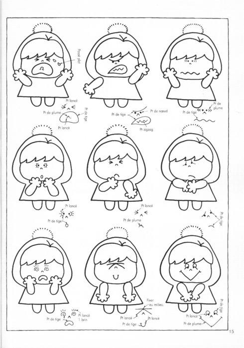 Крошечные куколки. Книга с выкройками 62120157_21