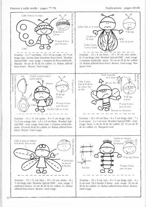 Крошечные куколки. Книга с выкройками 62120245_28