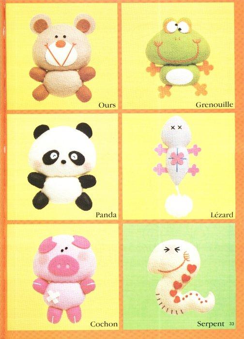 Крошечные куколки. Книга с выкройками 62120533_39