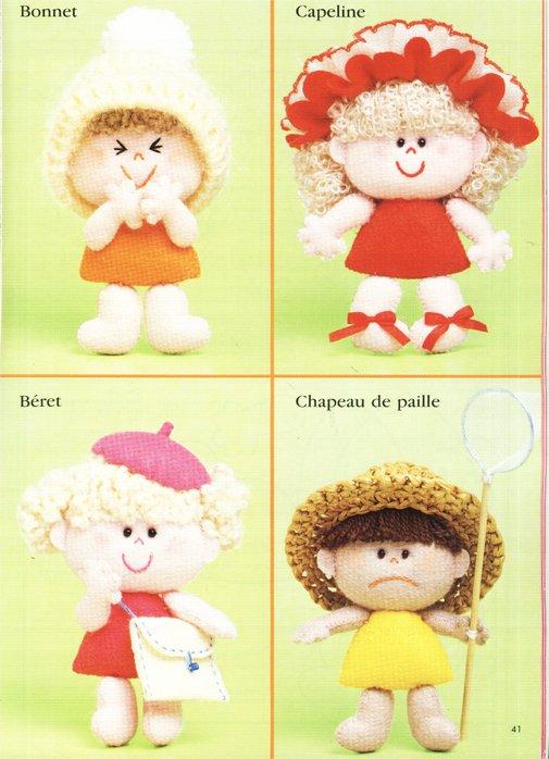 Крошечные куколки. Книга с выкройками 62121372_48