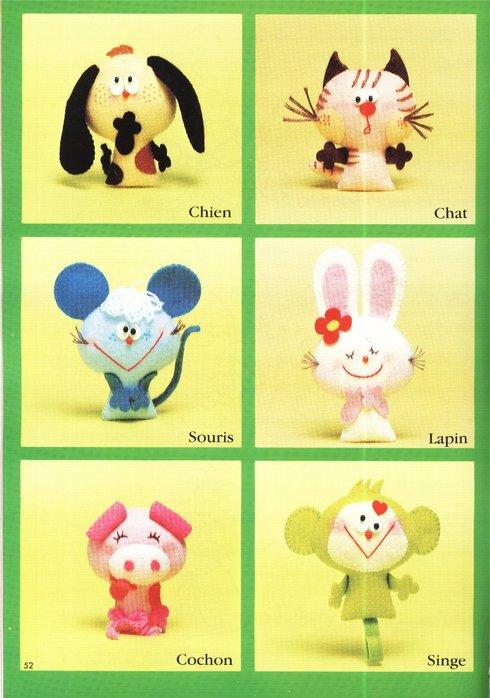 Крошечные куколки. Книга с выкройками 62123984_59