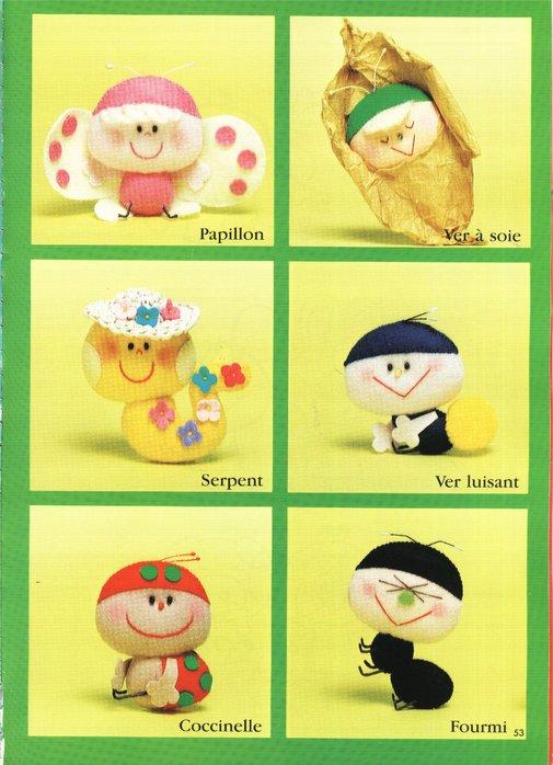 Крошечные куколки. Книга с выкройками 62124017_60
