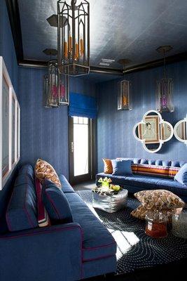 Голубой,бирюзовый,синий в декоре 62957412_traditionalhome