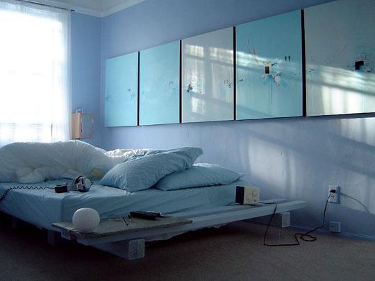 Голубой,бирюзовый,синий в декоре 63011609_91608blueroommain