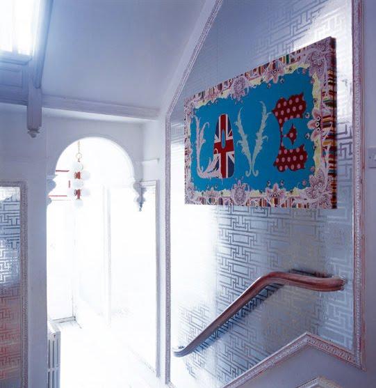Голубой,бирюзовый,синий в декоре 63012600_rug_company_love_too_scene
