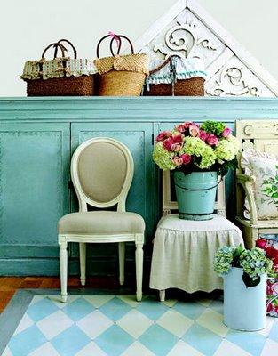 Голубой,бирюзовый,синий в декоре 63013273_countryliving_via_Dreamhouse