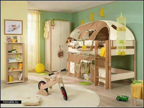 Дизайн интерьера детской 49131069_1253905087_play_beds_1