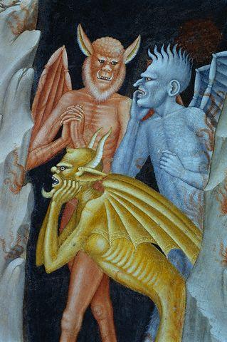 Александр. Амфитеатров. Дьявол в быте, литературе и легенде средних веков 56867428_1269390783_devil_12