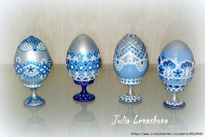 Идеи Декора яиц к Пасхе 111375178_RRRSRSR