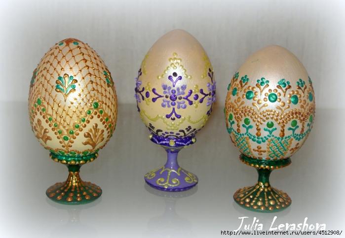 Идеи Декора яиц к Пасхе 111375180_RRRSSR