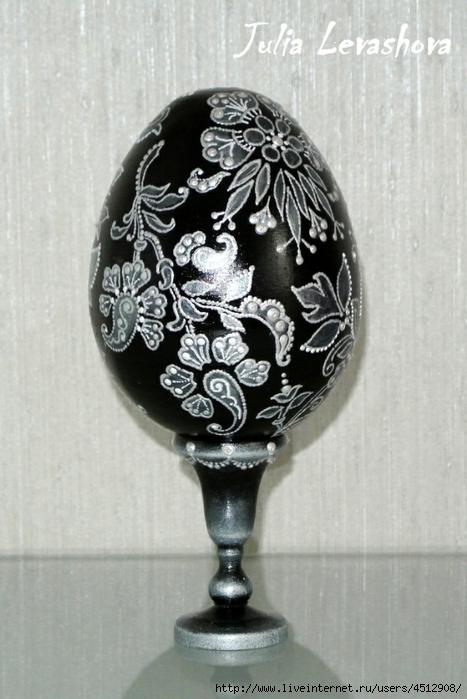 Идеи Декора яиц к Пасхе 111375654_1