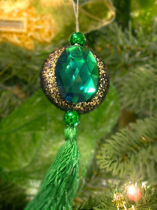 Какой он Новый год? 68470061_1293557678_emeraldisleornament