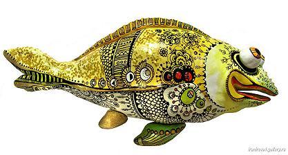 Расписные рыбы 74515218_9331510813889h500