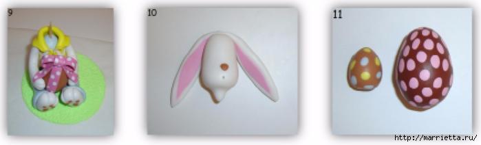 Лепка пасхального кролика из полимерной глины (5) (700x212, 78Kb)