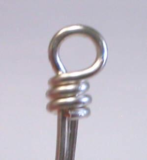 Создание застежки-крючка для украшений из проволоки. 77656208_1314728388_IMG_0636