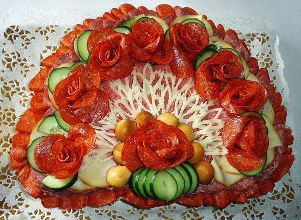 Простые украшения для наших тарелок  - Страница 10 84301260_narezkamukr03