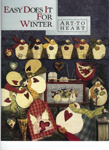 Мастер - классы 78668148_Easy_does_it_for_winter