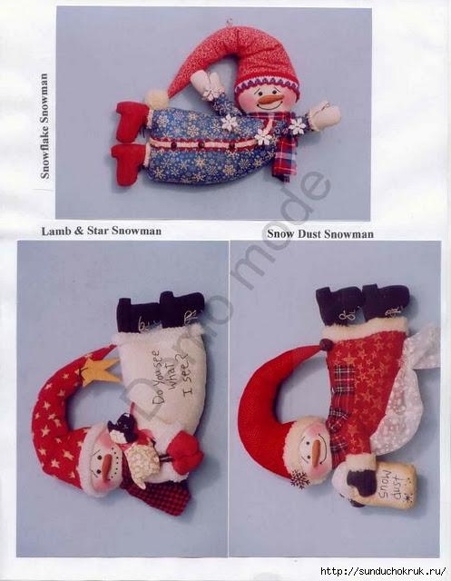 Мастер - классы 78906146_Flying_snowmen_0014