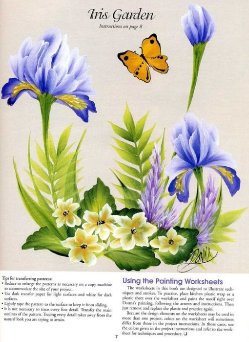 Floral Bouquets.  Цветочные букеты. 79362562_one_str__4_