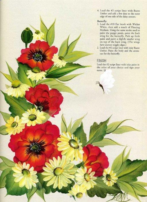 Floral Bouquets.  Цветочные букеты. 79362572_one_str__8_