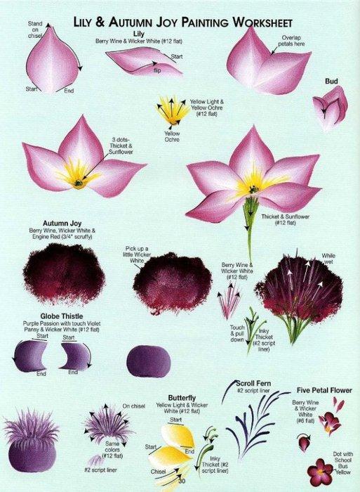 Floral Bouquets.  Цветочные букеты. 79362606_one_str__27_