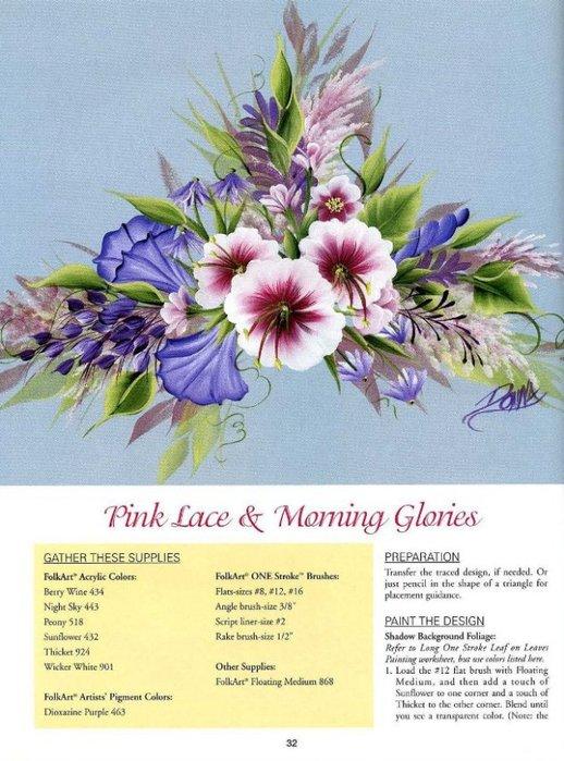 Floral Bouquets.  Цветочные букеты. 79362608_one_str__29_