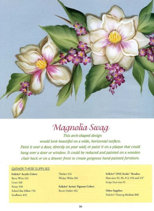 Floral Bouquets.  Цветочные букеты. 79362610_one_str__31_
