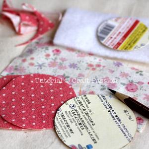 Подарочный кошелёчек для колечка (шитьё). 82608266_10