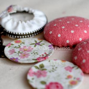 Подарочный кошелёчек для колечка (шитьё). 82608270_14