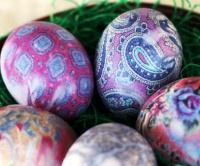 Красим пасхальные яйца 85529448_216