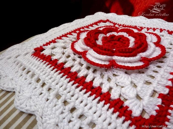 Винтажное вязание крючком. Много винтажных идей со схемами 87224512_P1030843