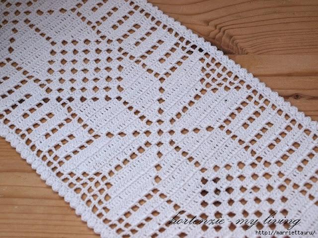 Винтажное вязание крючком. Много винтажных идей со схемами 87224538_P3050421