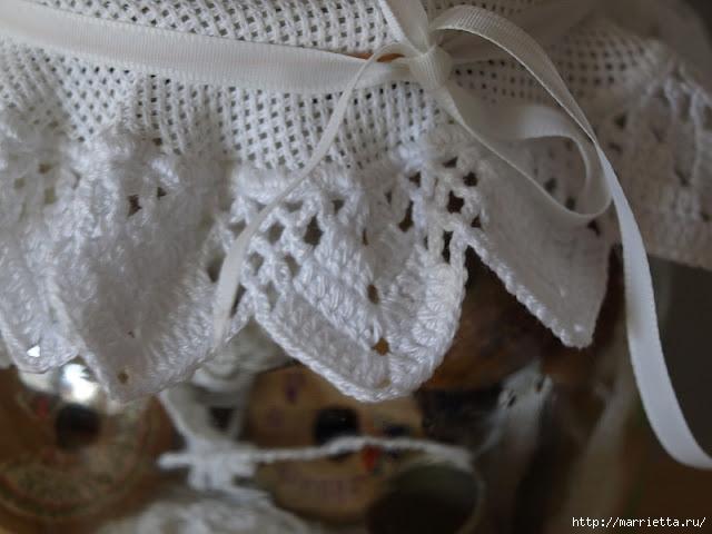 Винтажное вязание крючком. Много винтажных идей со схемами 87224546_P3300636