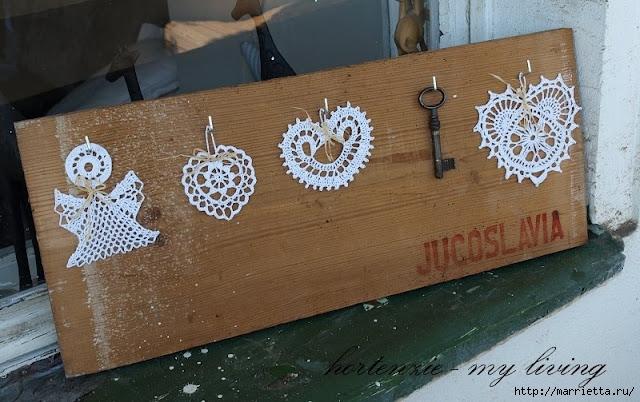Винтажное вязание крючком. Много винтажных идей со схемами 87224560_P7148555