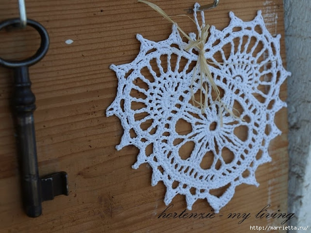 Винтажное вязание крючком. Много винтажных идей со схемами 87224562_P7148558